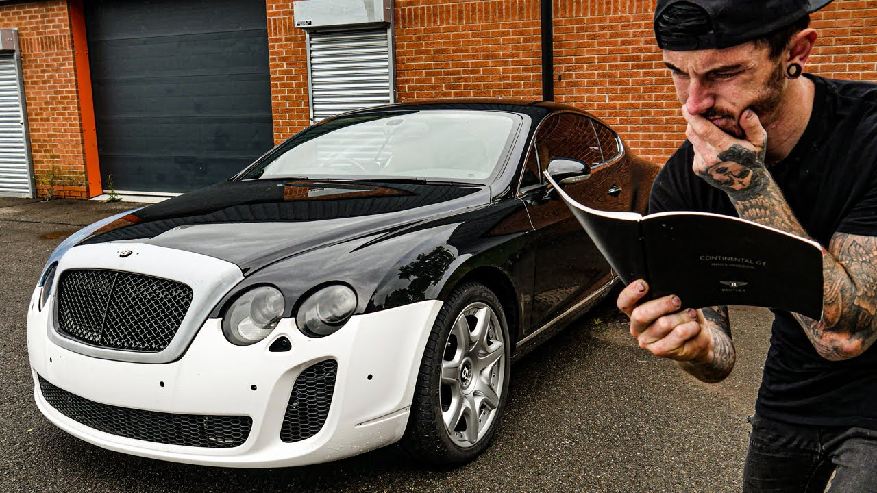 BAD NEWS FOR MY CHEAP BENTLEY CONTINENTAL GT