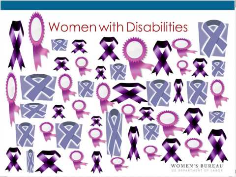 Women and the Americans With Disability Act Webinar