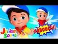 Kaboochi Dance Song for Kids | Junior Squad Cartoons | Videos & Music for Children