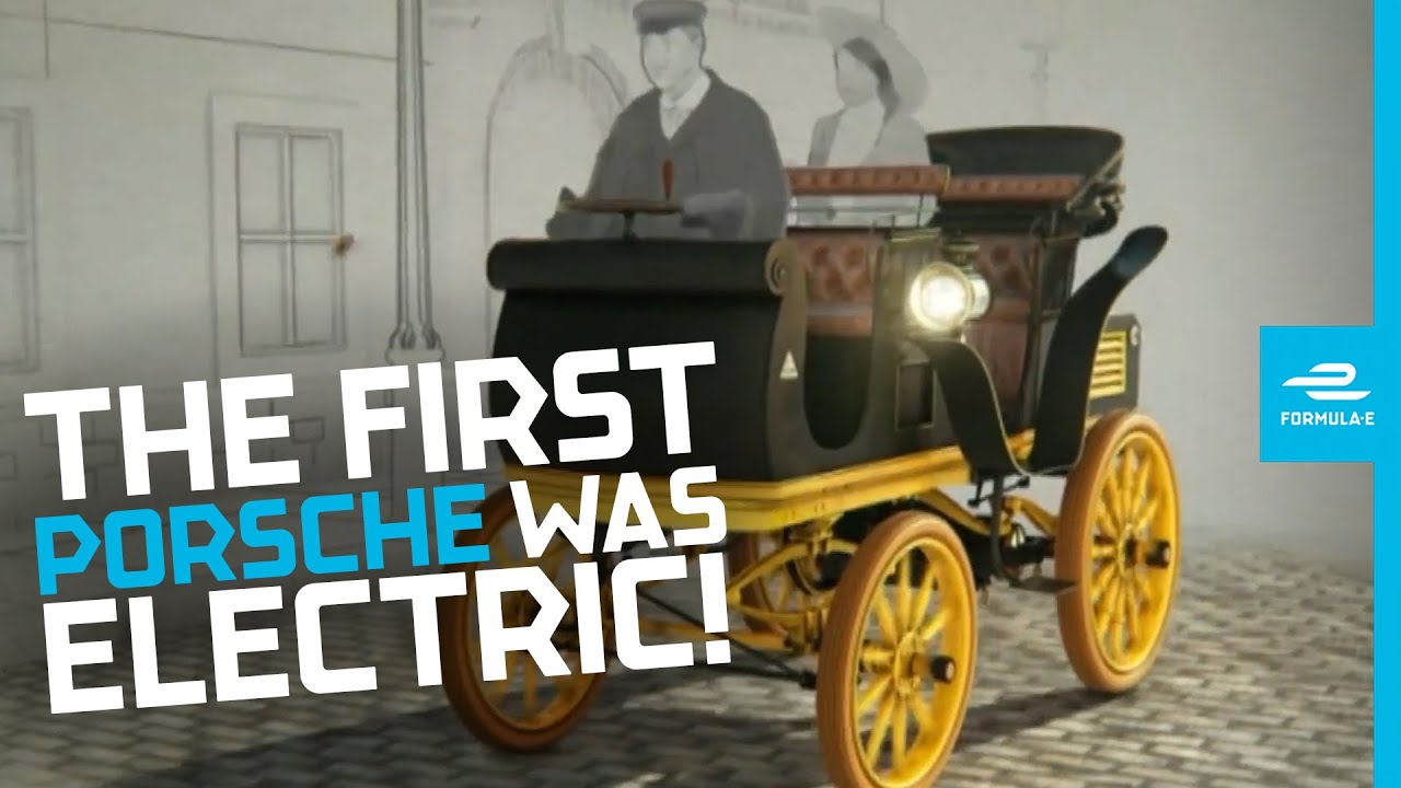 Everything You Ever Wanted To Know About The History Of Electric Cars