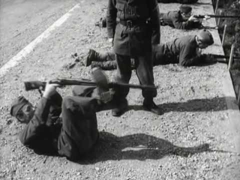 Nils Poppe - Soldat Bom: Bom Skjuter Prick
