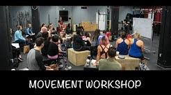 Toronto Move Better Workshop July 27/28, 2019