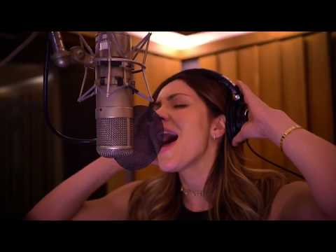In the studio with Katharine McPhee & Don Was