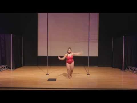 Kiss My Curves 2017 - Laura Stubbs (Flirty Diva Performance)