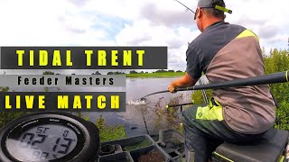 £12,000 RIVER TRENT 'LIVE MATCH' QUALIFIER - FEEDER MASTERS