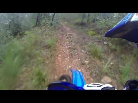 Blowering dam ride