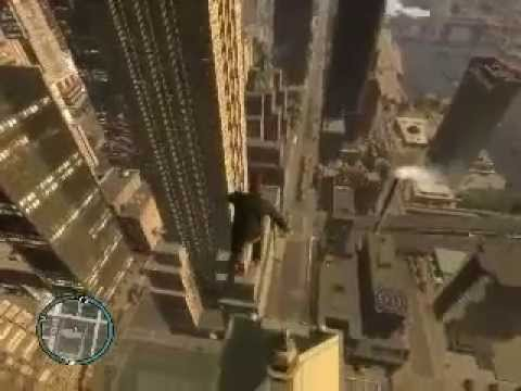 Gta 4 pc-Caidas, golpes y accidentes (parte 4) Videos De Viajes