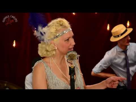 Gunhild Carling Live 18- Weekly TV show for Jazz Lovers - silver line