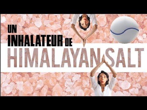LPDV#165 ON TESTE L'INHALATEUR DE SEL D'HYMALAYA