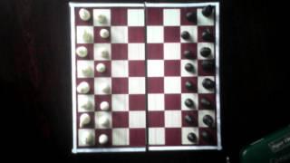 Как научится играть в шахматы .Видео урок.