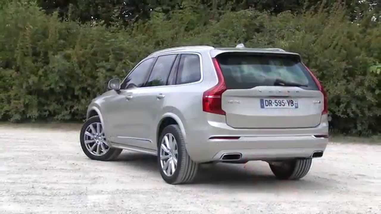essai volvo xc90 d5 225ch inscription luxe youtube. Black Bedroom Furniture Sets. Home Design Ideas