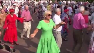 Маэстро Валерий Коваль дает урок танца КРАКОВЯК!!! Brest! Music! Dance!