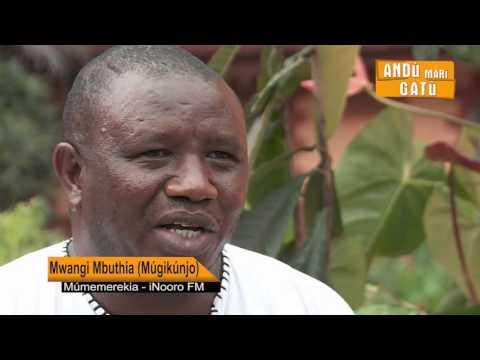 MWANGI MBUTHIA -  Múmemerekia, iNooro FM III HD