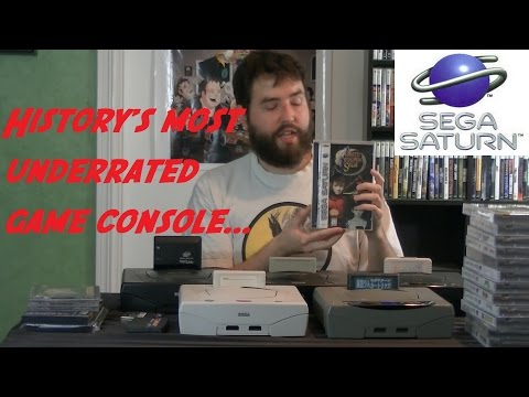 Sega Saturn - Fifth VideoGame Generation Recap - Adam Koralik