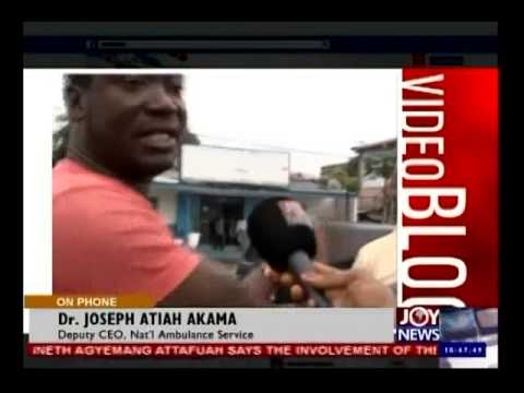 Who Cares for the Sick & Homeless - Joy News Interactive (6-11-14)