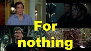 Английские фразы: For nothing (примеры из фильмов и сериалов)