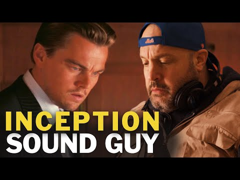 Inception Ending Revealed by Sound Guy | Kevin James