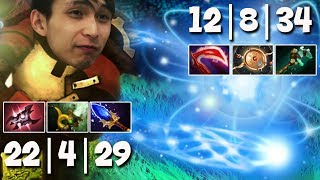 NEXT LEVEL CLOCKWERK & IO COMBO 2V5 RIGHT THERE (SingSing Dota 2 Highlights #1150)