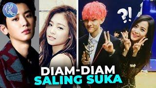 Baixar Blak-Blakkan! 7 Idol Kpop ini Pernah Mengaku Naksir Dengan Idol Lain, Ampe Grogi Parah!