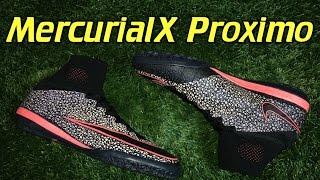 check out eac82 034de Nike MercurialX Proximo Indoor Safari.