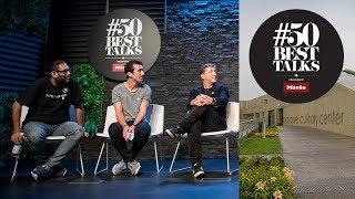Joan Roca, Gaggan Anand and Eneko Atxa champion Chefs for Change at #50BestTalks