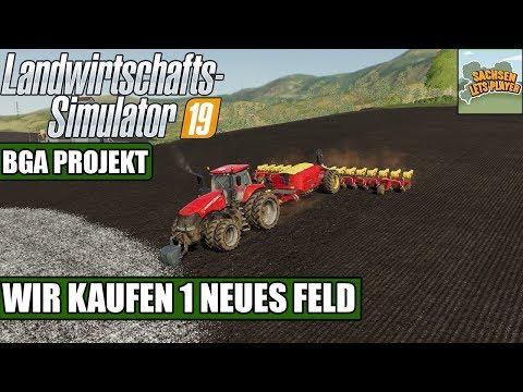 LS19 BGA #29 - Wir Kaufen 1 Neues Feld  - LS19 Multiplayer Deutsch