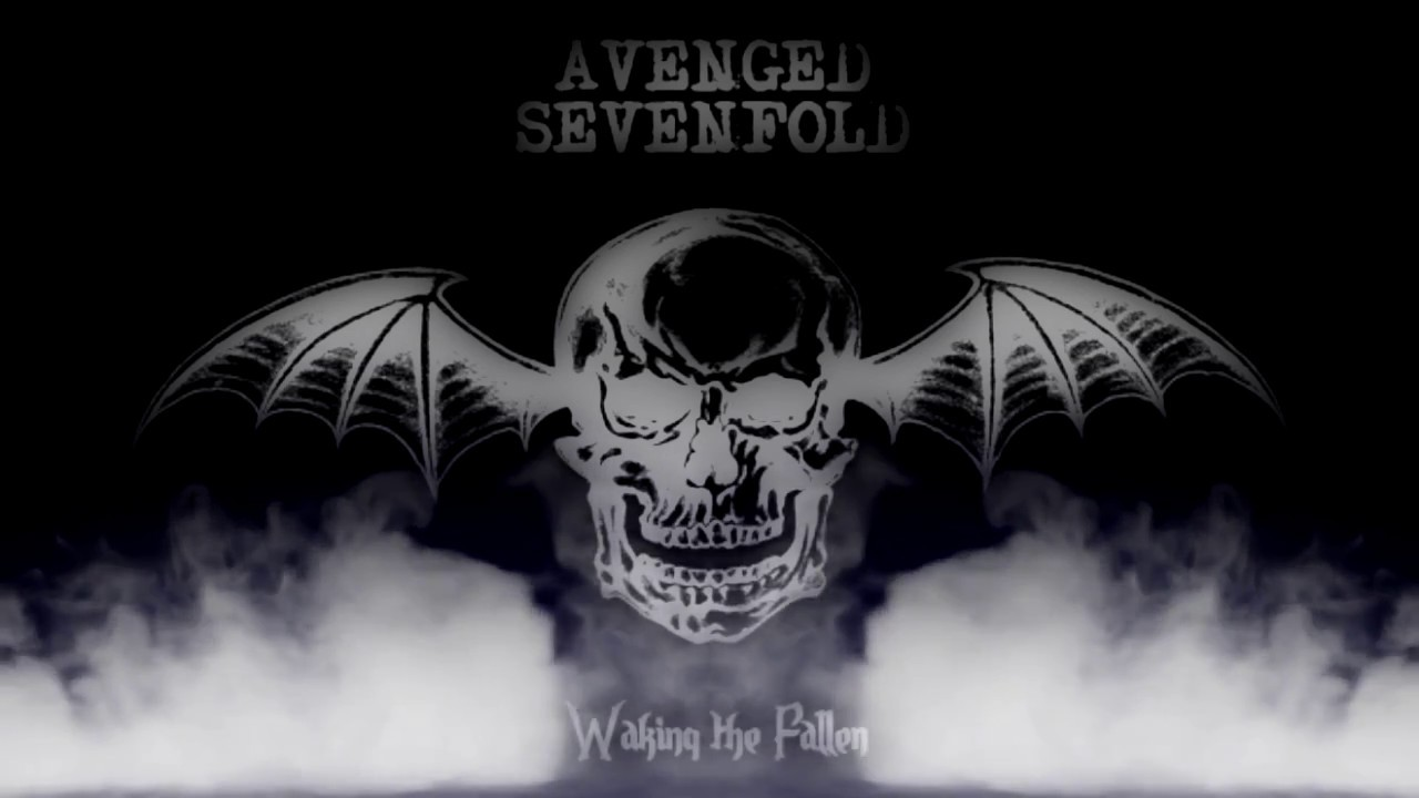 Avenged Sevenfold I Won T See You Tonight Part 1 Lyrics Youtube