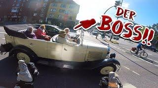 Verrückter Vlog durch Hamburg