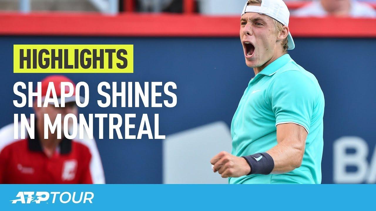 Shapovalov Scores Opening Win | HIGHLIGHTS | ATP