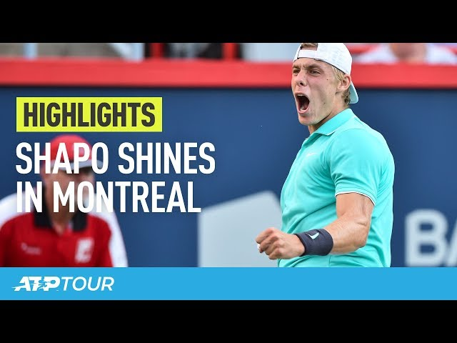 Shapovalov Scores Opening Win | HIGHLIGHTS | ATP