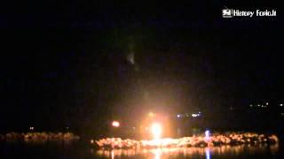 """MARK LANZETTA Violin + Fuochi d'artificio (Fireworks) in """"ISCHIA"""""""