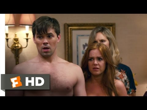 Bachelorette (5/9) Movie CLIP - Male Stripper (2012) HD
