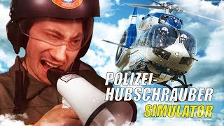 Let´s go to work guys! | Police helicopter simulator