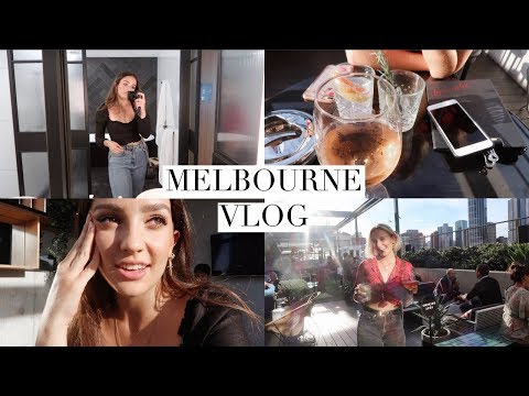 Travel Vlog | Girls Weekend in Melbourne!