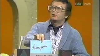Match Game 75 CBS Daytime 1975 #6