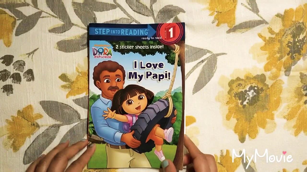 Dora the Explorer I Love My Papi!