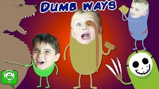 SILLY WAYS TO GO! iPhone Game App with FUNNY SKIT HobbyKidsGaming thumbnail