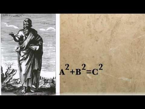 A Brief History Pythagoras and His Theorem
