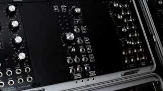 MOTM Turing Machine (Random Sequencer) + Analog Shift Register modules