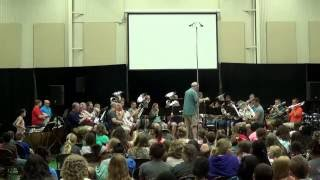 Baixar Nicaea (Holy, Holy, Holy) Arranged by William Himes (EMI Music Camp, Salvation Army) 2015