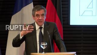 Germany  Fillon calls for implementation of Minsk agreement and dialogue with Russia