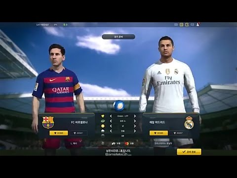 Fifa Online 3 New Engine Fc Barcelona Vs Real Madrid Gameplay Roster Update 2015impact Engine