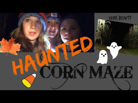 Haunted Corn Maze