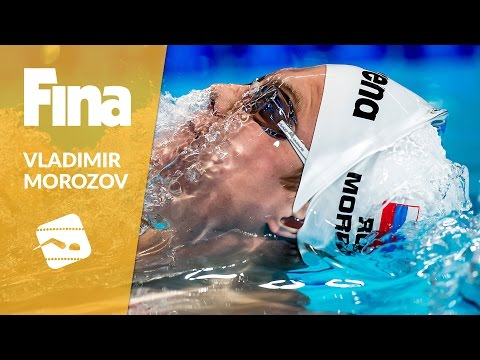 Vladimir Morozov - Best of European Cluster - FINA/airweave Swimming World Cup 2016