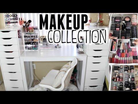 Makeup Collection & Organization   2015