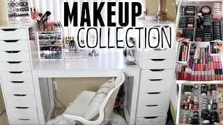 Makeup Collection & Organization | 2015