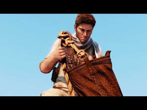 Uncharted 3: Drake's Deception - Walkthrough, Part 4