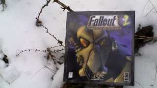 Fallout 2 Unboxing (PC) ENGLISH