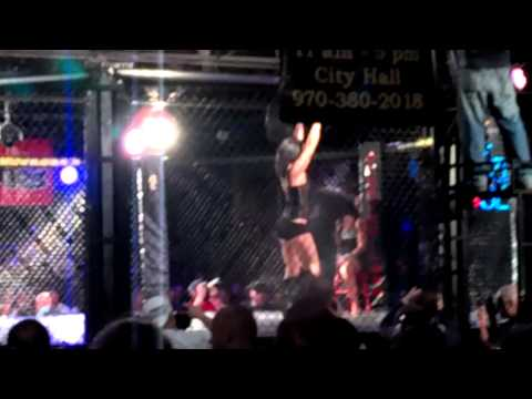 Letricia Briedenbach 1st fight grizzly rose