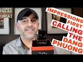 Phuong Dang The Calling First Impressions + 2 (3ml) Samples Giveaway